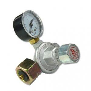 Reduktor gazowy do butli wylot 38, 8kgh, wlot max-16 bar, wyl